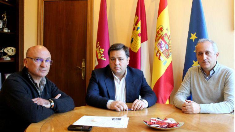Manuel Serrano confía en que la celebración del XIV Coloquio sobre 'Geografía Urbana' se traduzca en importantes e interesantes conclusiones para el urbanismo de Albacete