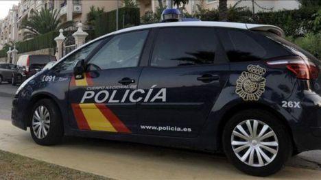 Detenido en Albacete después de forzar la persiana de un bar para entrar a robar el día de Navidad