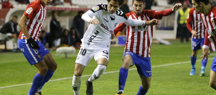 """Cifu, nuevo jugador del Albacete: """" Espero sumar mi granito de arena y dar lo mejor de mí"""""""