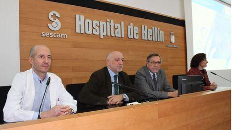 El Hospital de Hellín (Albacete) contará con un nuevo modelo de evaluación de la calidad de sus servicios