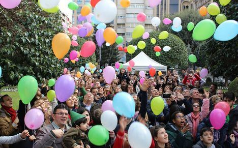 Afanion conmemora el Día Internacional del Niño con Cáncer celebrando diversos actos