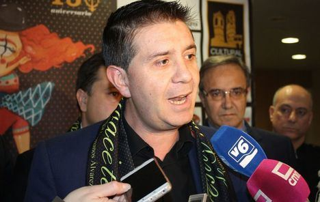 Santiago Cabañero muestra su satisfacción por hacer del Festival Internacional del Circo un evento cultural para toda la provincia