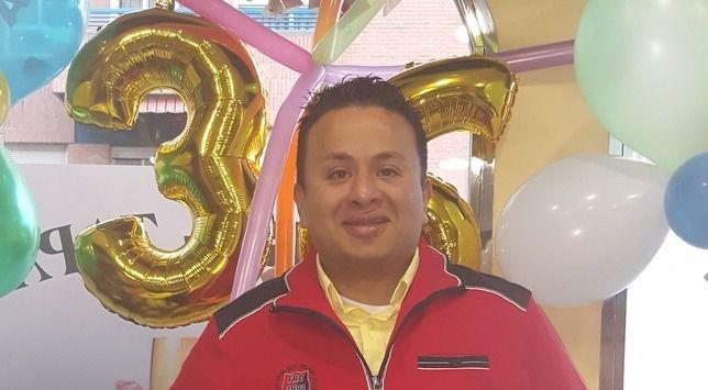 """El """"Chule"""", policía local detenido por la muerte del colombiano Jairo Ronald, estaba de baja médica desde el verano y no utilizó su arma reglamentaria"""