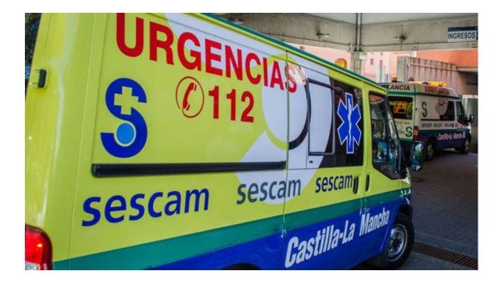 Un hombre de 52 años herido por arma blanca, en una pelea con otra persona, en Albacete