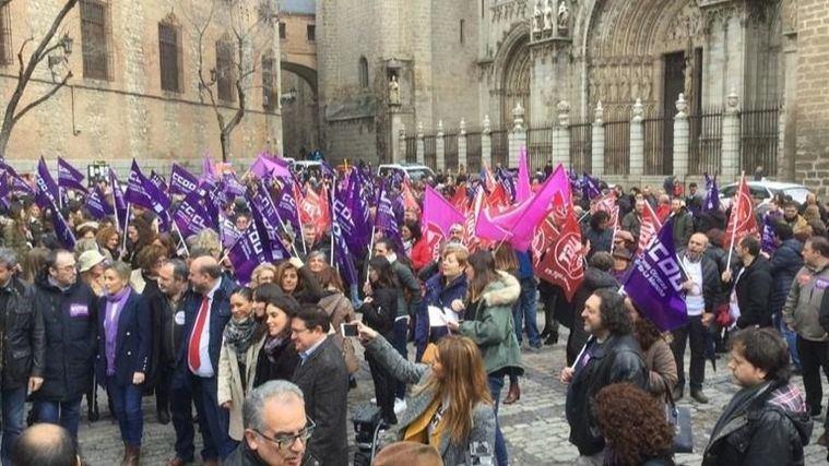 Alcaldes, partidos e instituciones de Castilla-La Mancha celebran el Día de la Mujer y coinciden en que 'queda mucho por hacer'