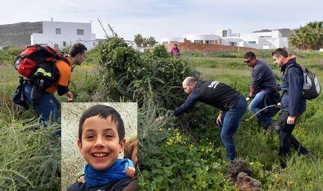 Encuentran el cadáver del pequeño Gabriel Cruz en el maletero del coche de la pareja del padre del niño