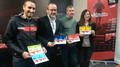 La Sierra del Segura espera recaudar 350.000 euros con el 'Desafío El Calar del Río Mundo'