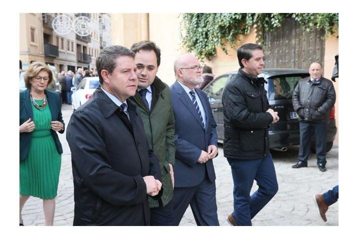Page se compromete a apoyar a Almansa para atraer el Corredor Mediterráneo: 'Podemos madrugar más que Valencia y Murcia'