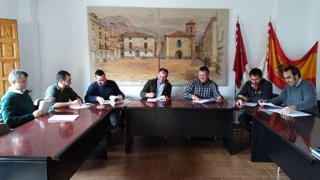 """Los Ayuntamientos que forman parte del """"Camino de San Juan de la Cruz"""" celebran una reunión técnica de trabajo en Nerpio (Albacete)."""