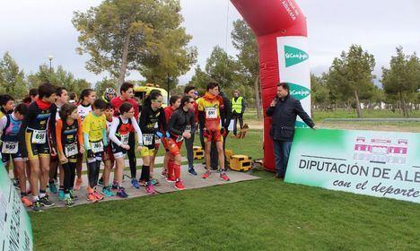 Manuel Serrano pone en valor el carácter deportivo y el enfoque turístico que persigue la II edición del 'Duatlón Cross Ciudad de Albacete'