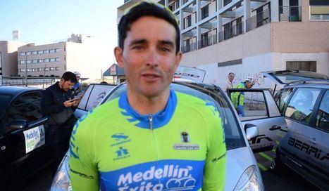Atracan al ciclista albaceteño Óscar Sevilla en Bogotá