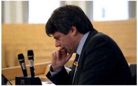 El tribunal alemán amplía la prisión preventiva de Carles Puigdemont