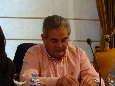 Juan Gil dimite como diputado provincial de Albacete