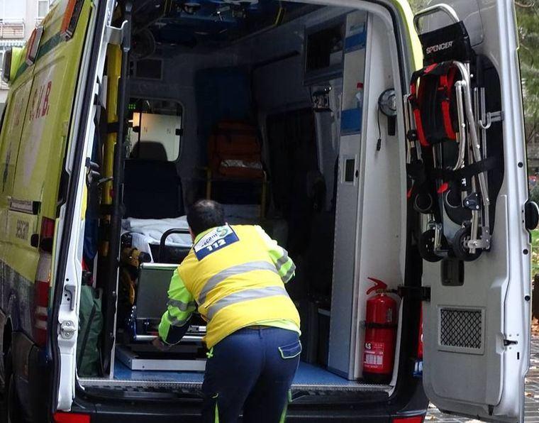 Herido por arma blanca un hombre de 42 años en la calle Manuel de Falla de Albacete