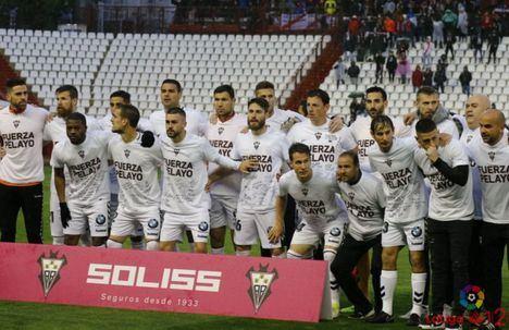 0-1. El Albacete Balompié superado por el Rayo Vallecano con gol en fuera de juego