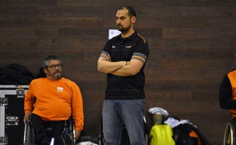 El BSR Amiab Albacete prescinde de su entrenador, Abraham Carrión, pese a ser líderes de la Liga