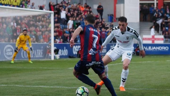 0-0. Un punto para el Albacete en Huesca que sirve para mantener la tranquilidad