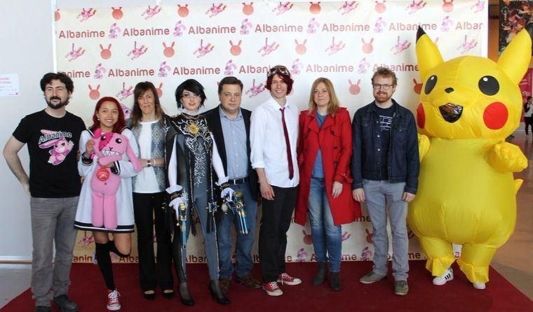 Inaugurado el XIX Salón del Manga, Anime y Ocio Alternativo 'Albanime' con la previsión de más de 9.000 participantes