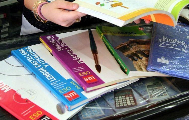 Este lunes se abre el plazo para solicitar ayudas para libros de texto de Primaria y ESO