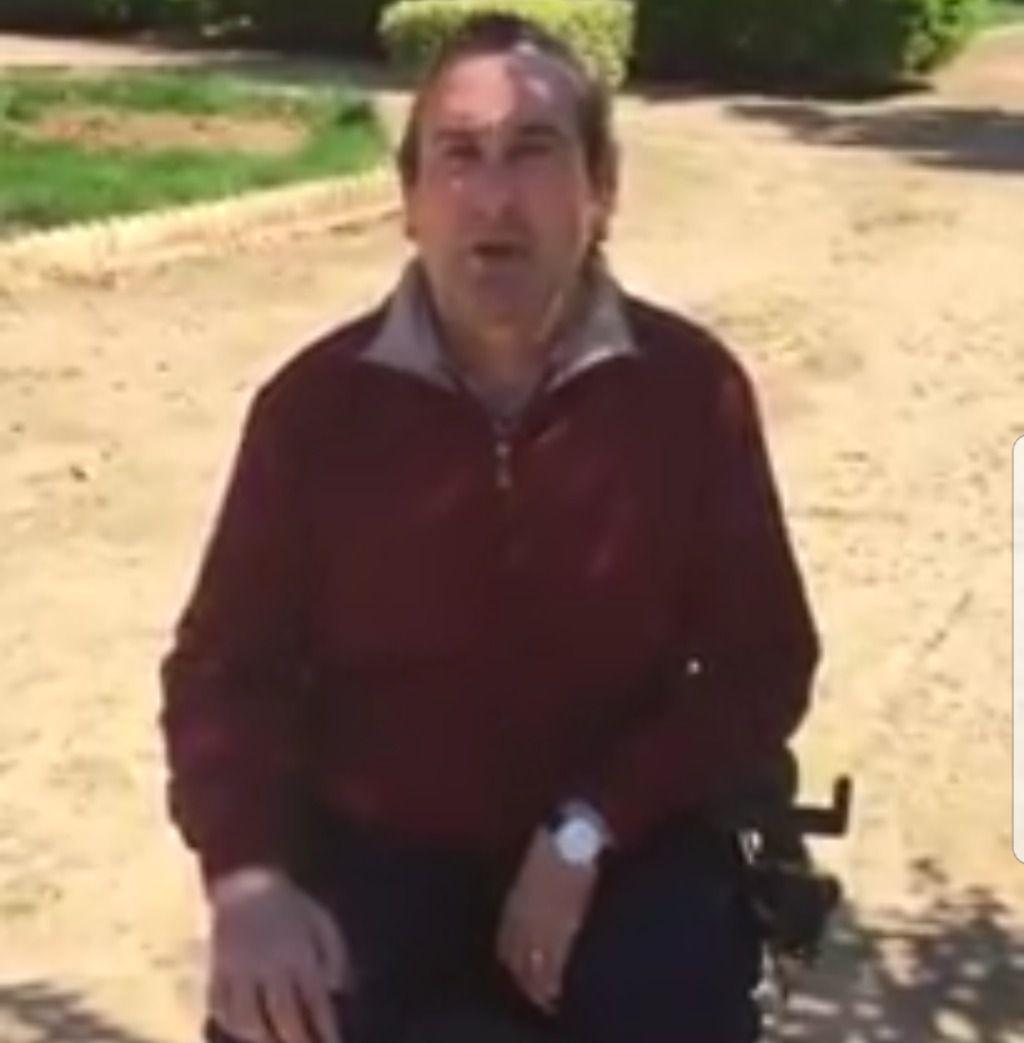 Paco Núñez denuncia el trato inhumano del PSOE de Page a un vecino de Villarrobledo en silla de ruedas