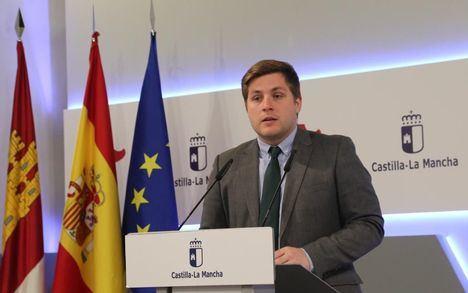 """Nacho Hernando: """"Rajoy viene con dos mochilas a Castilla-La Mancha, una llena de promesas incumplidas y otra llena de basura nuclear"""""""