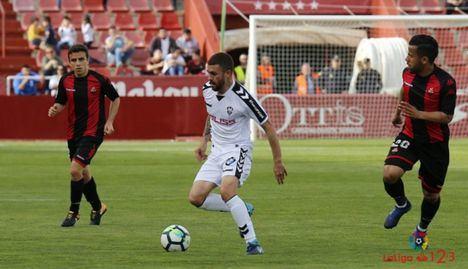 0-1. El Albacete cada vez aburre más, se desinfla y suma cinco jornadas sin ganar