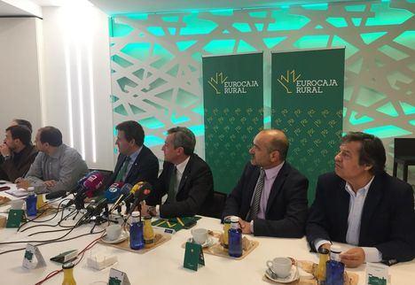 Eurocaja Rural no descarta expandirse fuera de España y rechaza 'confusión' entre los clientes con la nueva marca