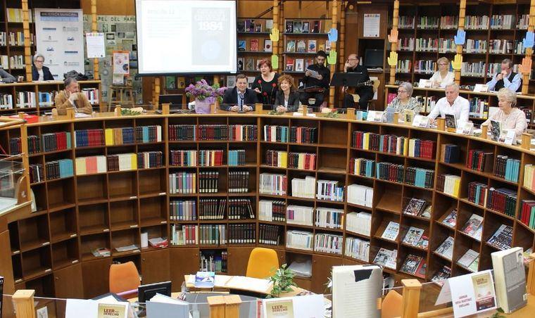 Manuel Serrano destaca que el presupuesto del Servicio de Bibliotecas Públicas Municipales se ha incrementado en casi un 11 por ciento
