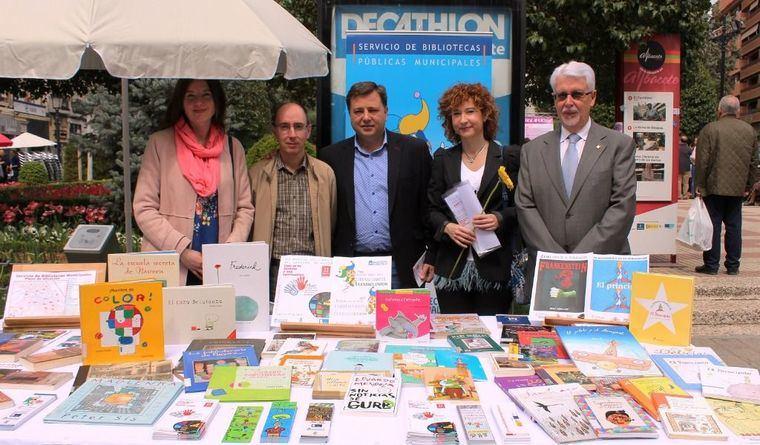 Globalcaja, con 'El Día Mundial del Libro'