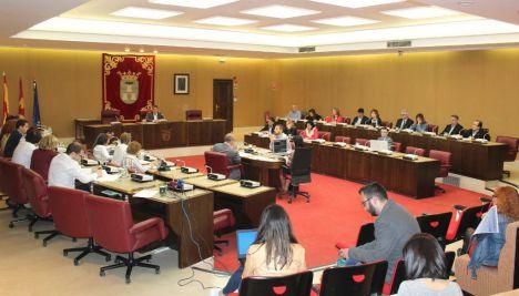 El Pleno aprueba una Declaración Institucional para que Albacete se convierta en la sede del III Encuentro Mundial de Capitales Cuchilleras 2020