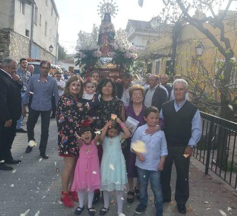 El presidente de la Diputación asiste a las fiestas de Nerpio, que revalidó hermanamiento con el municipio mallorquín de Calviá
