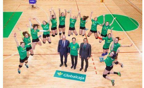 El CV Albacete Femenino y Globalcaja van al Campeonato de España