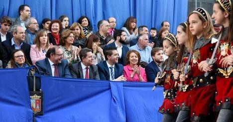La Diputación de Albacete apoya que las fiestas de Almansa sean de Interés Internacional