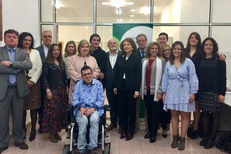 El Gobierno de Castilla-La Mancha inaugura un nuevo Servicio de Capacitación para personas con discapacidad en Albacete