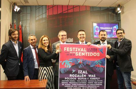 El Festival de los Sentidos 2018 llega a La Roda con música y gastronomía a partes iguales