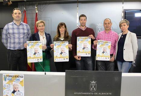 Asociaciones socio-sanitarias y de discapacidad de Albacete dispondrán este año de 178.000 en ayudas del Ayuntamiento
