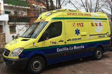 UGT pide a la Junta que asuma la gestión de servicio de ambulancias en tres provincias ante el incumplimiento de la concesionaria