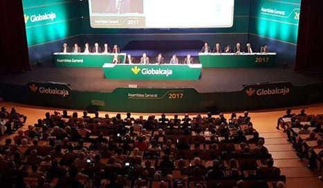 Globalcaja cerró el ejercicio 2017 con 22,45 millones de euros de beneficio y sumando 10.000 nuevos clientes