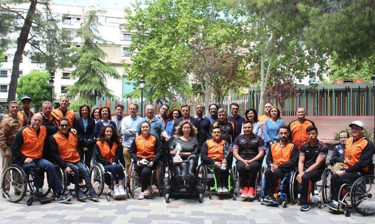 El alcalde de Albacete afirma que el BSR Amiab 'es un ejemplo a seguir' para toda la sociedad albaceteña