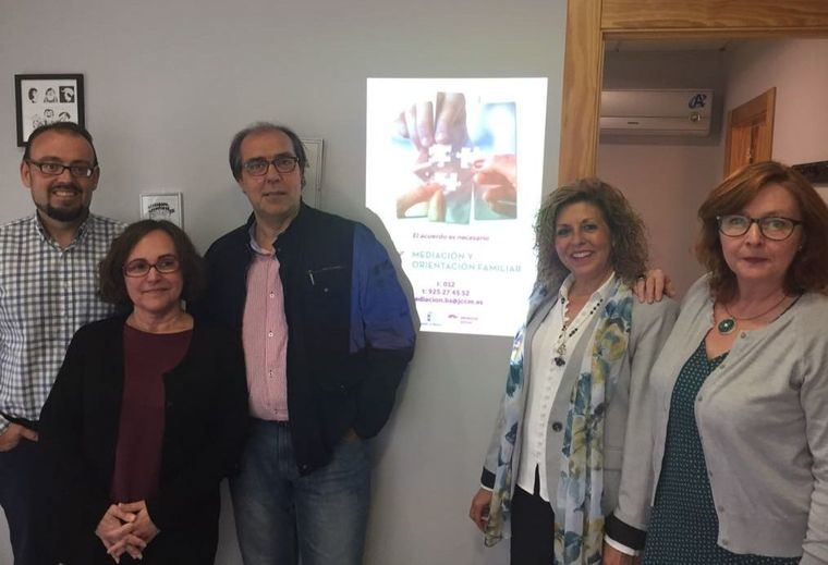 El Programa de Mediación e Intervención Familiar ha atendido más de 1400 casos durante la Legislatura en la provincia de Albacete
