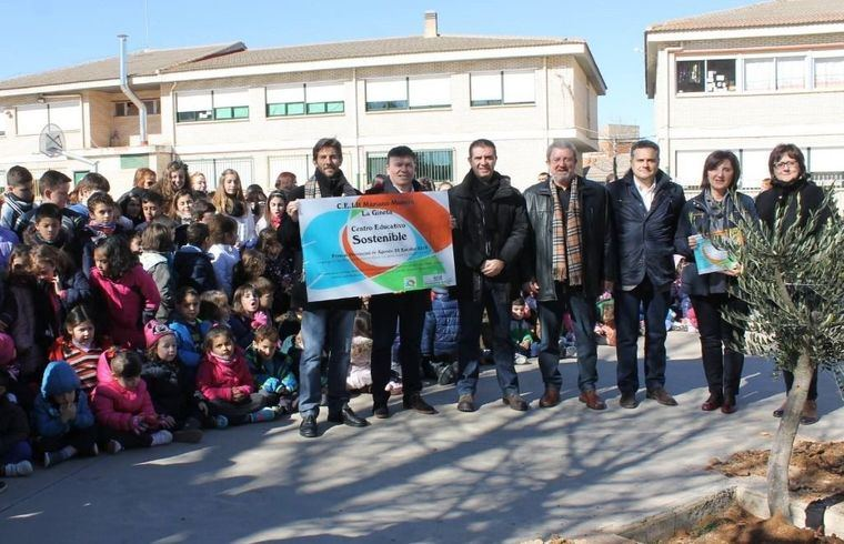 El programa Agenda 21 Escolar de Albacete opta a un premio de la Unesco de educación para el desarrollo sostenible