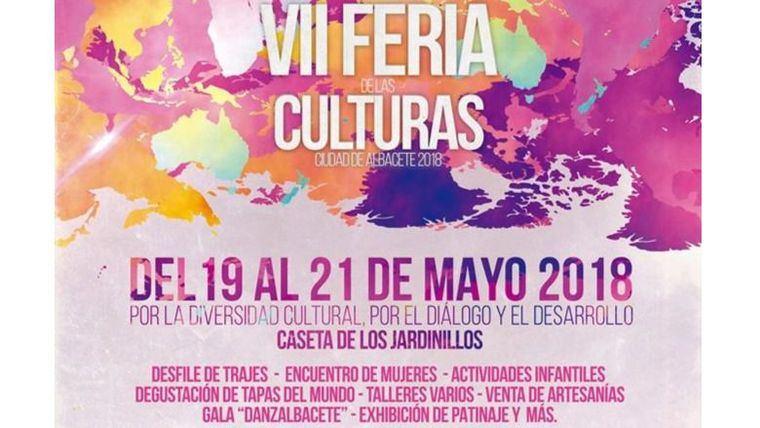 La Caseta de Jardinillos y la Plaza de la Catedral albergarán las actividades de la Feria de las Culturas de Albacete