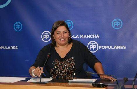 Cesárea Arnedo recuerda al socialista Emilio Sáez su evidente nulo compromiso con la ciudad de Albacete