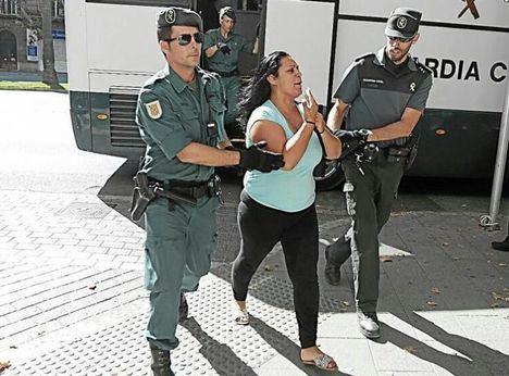 """Detienen en Hellín a Eva Maria Crespo """"La Reina de la coca"""", se escondía desde hace semanas"""