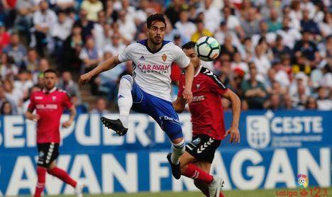 4-1. El Zaragoza aplasta al Albacete que sigue en caida libre y suma nueve jorandas sin ganar