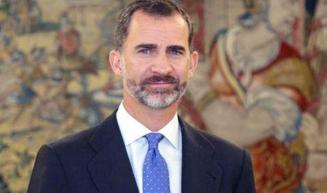 El Rey Felipe VI Cofrade de Honor honorario de la Hermandad de San Juan Evangelista de Albacete