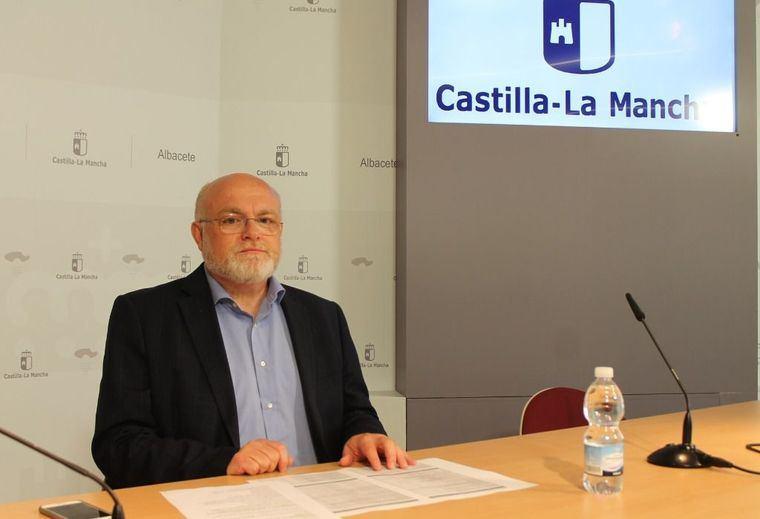 Ruiz Santos afirma que los proyectos de la Junta en Albacete puestos en duda por el alcalde 'ya son realidades'