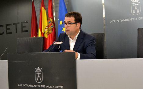 """Modesto Belinchón: """"Albacete no se merece tener al frente de su alcaldía a un hooligan irresponsable, que antepone constantemente los intereses de su partido a la ciudad"""""""