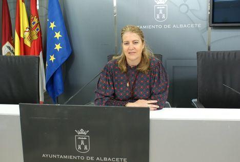 Llanos Navarro exige al PSOE que abandone los intereses partidistas y se comprometa con las inversiones que necesita la ciudad de Albacete