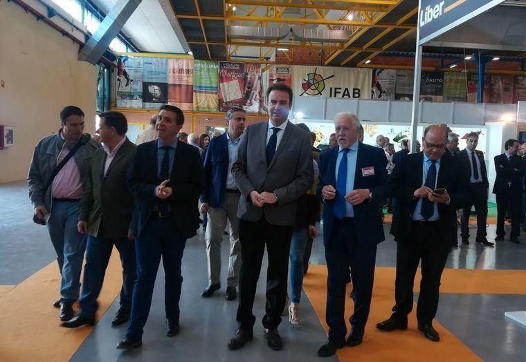 Arranca en Albacete la feria Expovicaman, dedicada al ganado y al caballo como referentes nacional y mundial